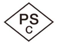 Japan-Diamant-PSC-Zeichen