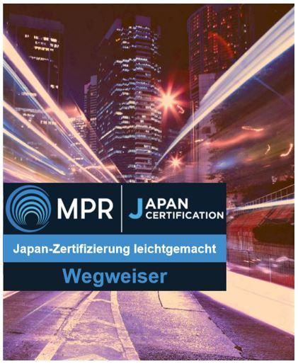 Japan-Zertifizierung-Informationen