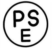 Japan-rundes-PSE-Zeichen